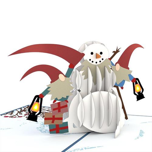Nordic Snowman